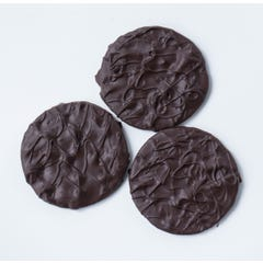 Giant Dark Chocolate Peppermint Patty - 3 Pack