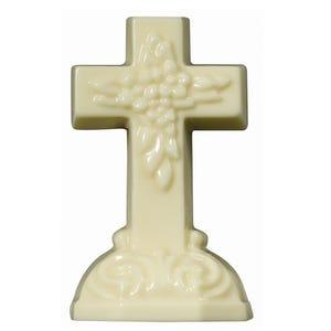 White Chocolate Cross