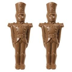 Milk Chocolate Toy Soldier (2 Pack)