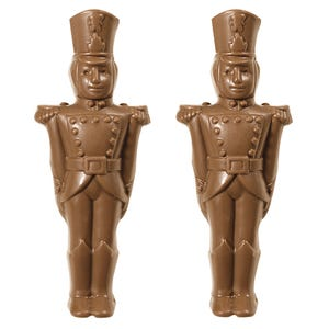 Milk Chocolate Toy Soldier (2 Pack)