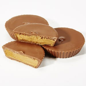 Giant Milk Chocolate Peanut Butter Cups - 3 Pack