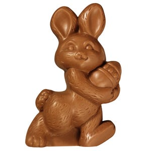 6oz. Milk Chocolate Rabbit