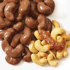 Milk Chocolate Sea Salt Cashews