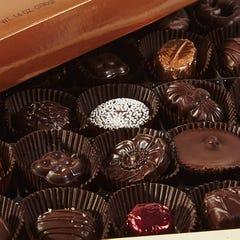 36 piece All Dark Chocolate Assortment