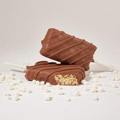 Milk Chocolate Covered Rice Krispie - 2 Pack