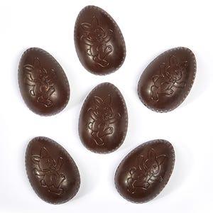 Dark Chocolate Raspberry Egg (6-Pack)