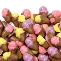 Chocolate Ice Cream Cone Teenie Poppers®