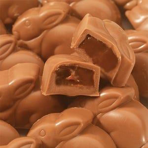 Milk Chocolate Caramel Bunny Smidgens®