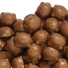 Milk Chocolate Caramel Teenie Poppers®