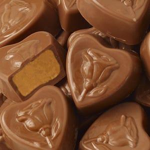 Milk Chocolate Peanut Butter Sweetheart Smidgens®