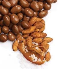 Milk Chocolate Sea Salt Caramel Almonds