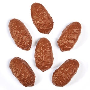 Milk Chocolate Thick & Rich Peanut Butter Egg (6-Pack)