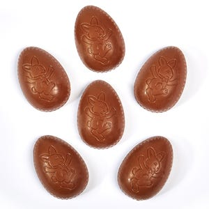 Milk Chocolate Chocolate Meltaway Egg (6-Pack)
