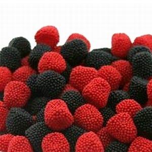 Raspberries & Blackberries Gummies