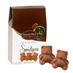 Sugar Free Milk Chocolate Smidgens®