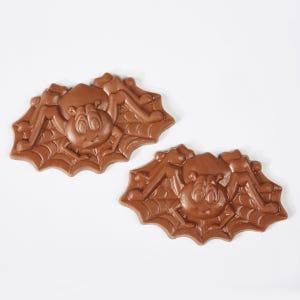 Milk Chocolate Spider (2-Pack)
