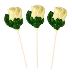 White Chocolate Rose Pop - 3 Pack